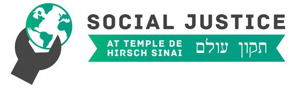 Social Justice at Temple De Hirsch Sinai